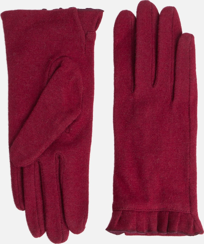 PIECES Woll Handschuhe