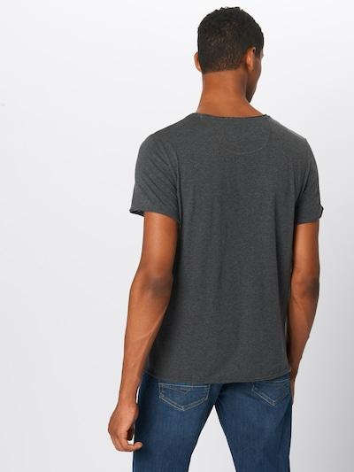 DRYKORN T-Shirt 'Kendrick' en gris foncé: Vue de dos
