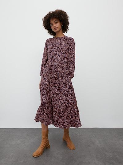 EDITED Kleid 'Inola' in mischfarben, Modelansicht