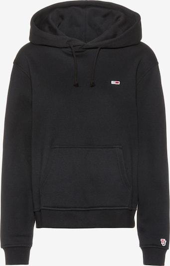 Tommy Jeans Hoodie 'Classics' in schwarz, Produktansicht