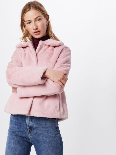 SET Jacke in rosa: Frontalansicht