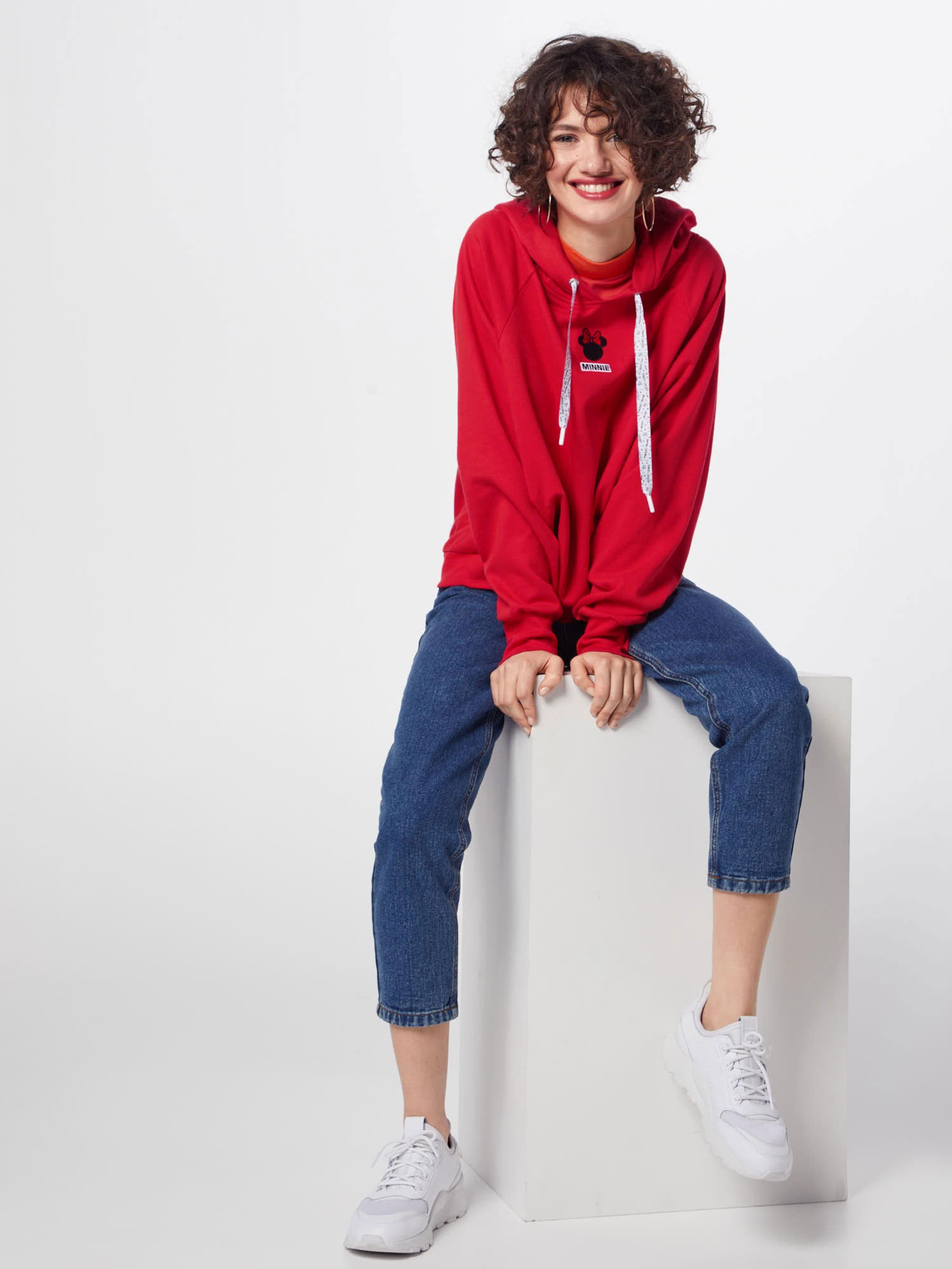 Disney Rouge Xsweat 'kim' En shirt knPwO0