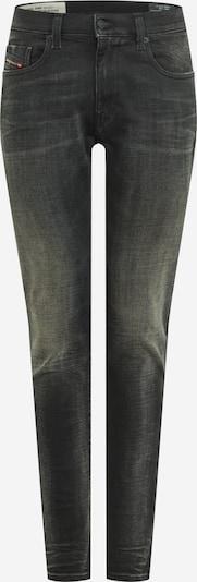 DIESEL Jeans 'D-STRUKT' in black denim, Produktansicht