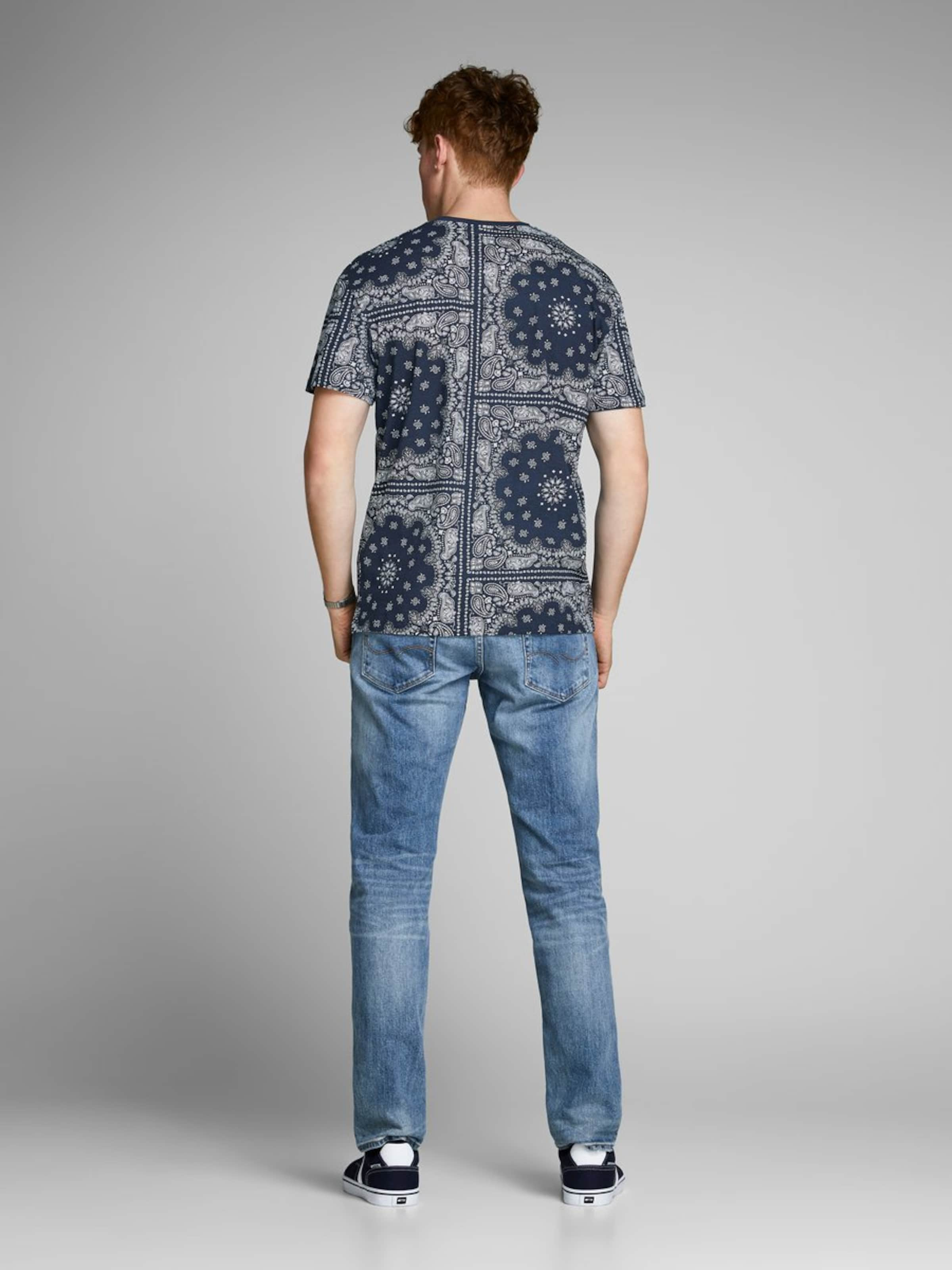 Jones Jackamp; T Bleu shirt En NuitBlanc tdBhCsQrxo