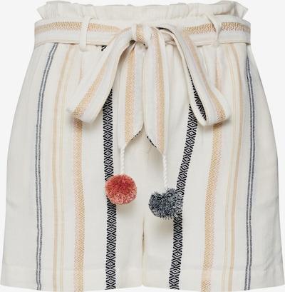 Pantaloni Funky Buddha pe crem, Vizualizare produs