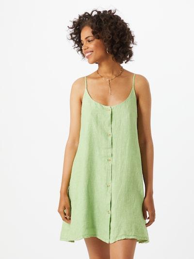 AMERICAN VINTAGE Kleid 'Tibtown' in hellgrün, Modelansicht