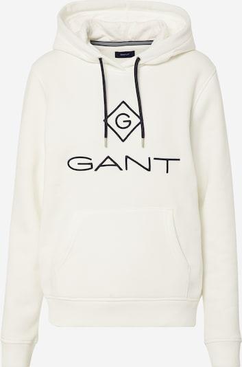 GANT Sweatshirt in de kleur Eierschaal, Productweergave