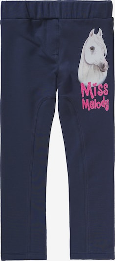Miss Melody Jeggings 'Miss Melody' in blau, Produktansicht