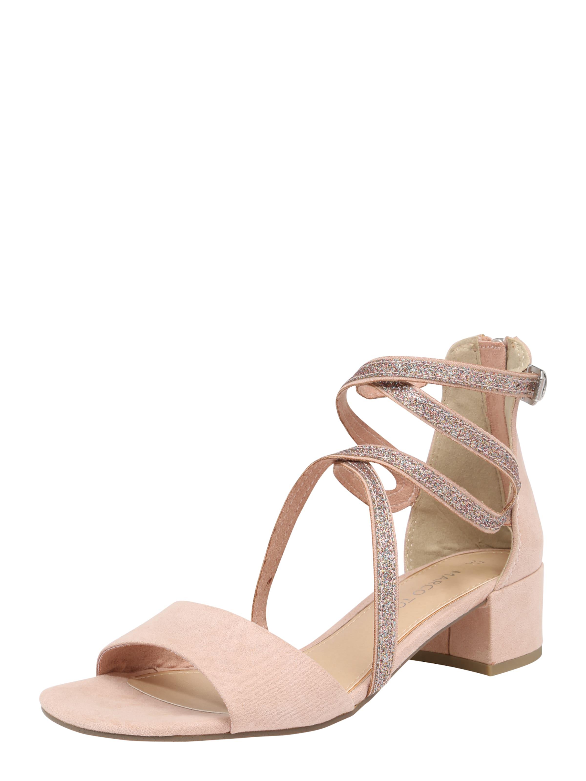 MARCO TOZZI Schnürsandalette Verschleißfeste billige Schuhe