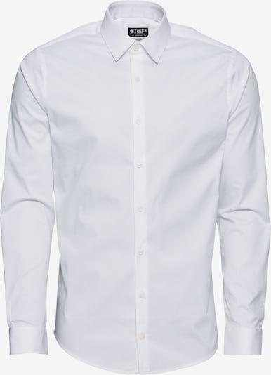 Tiger of Sweden Overhemd 'Filbrodie' in de kleur Wit, Productweergave
