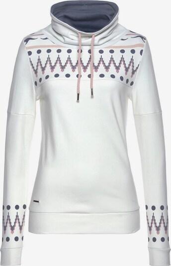 KangaROOS Sweatshirt in offwhite, Produktansicht