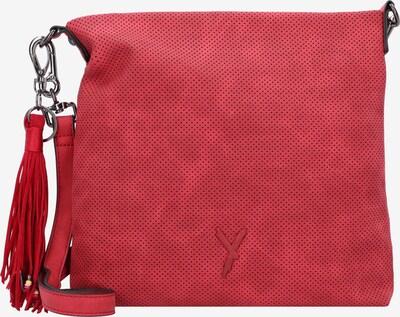 Suri Frey Schoudertas 'Romy' in de kleur Rood: Vooraanzicht