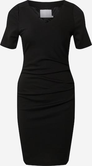 Kaffe Kleid 'India' in schwarz, Produktansicht