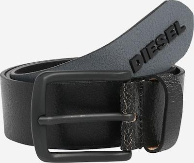 DIESEL Gürtel 'B-Shade' in grau / schwarz, Produktansicht