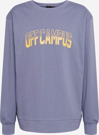 Megztinis be užsegimo 'Off Campus' iš Mennace , spalva - mėlyna / geltona, Prekių apžvalga