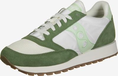 saucony Sneaker 'Jazz Vintage' in grün / weiß, Produktansicht