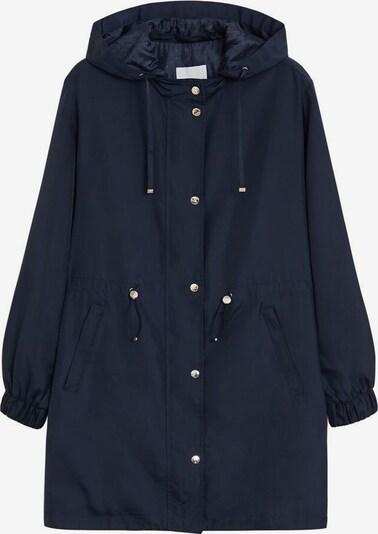 VIOLETA by Mango Tenký kabát 'Sofia' - námořnická modř, Produkt