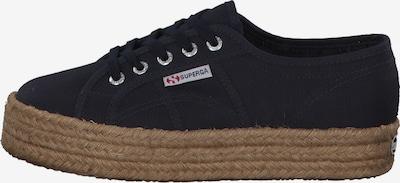 Sneaker low SUPERGA pe bej / marine, Vizualizare produs