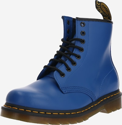 Dr. Martens Bottines à lacets '1460 Smooth' en bleu / noir, Vue avec produit