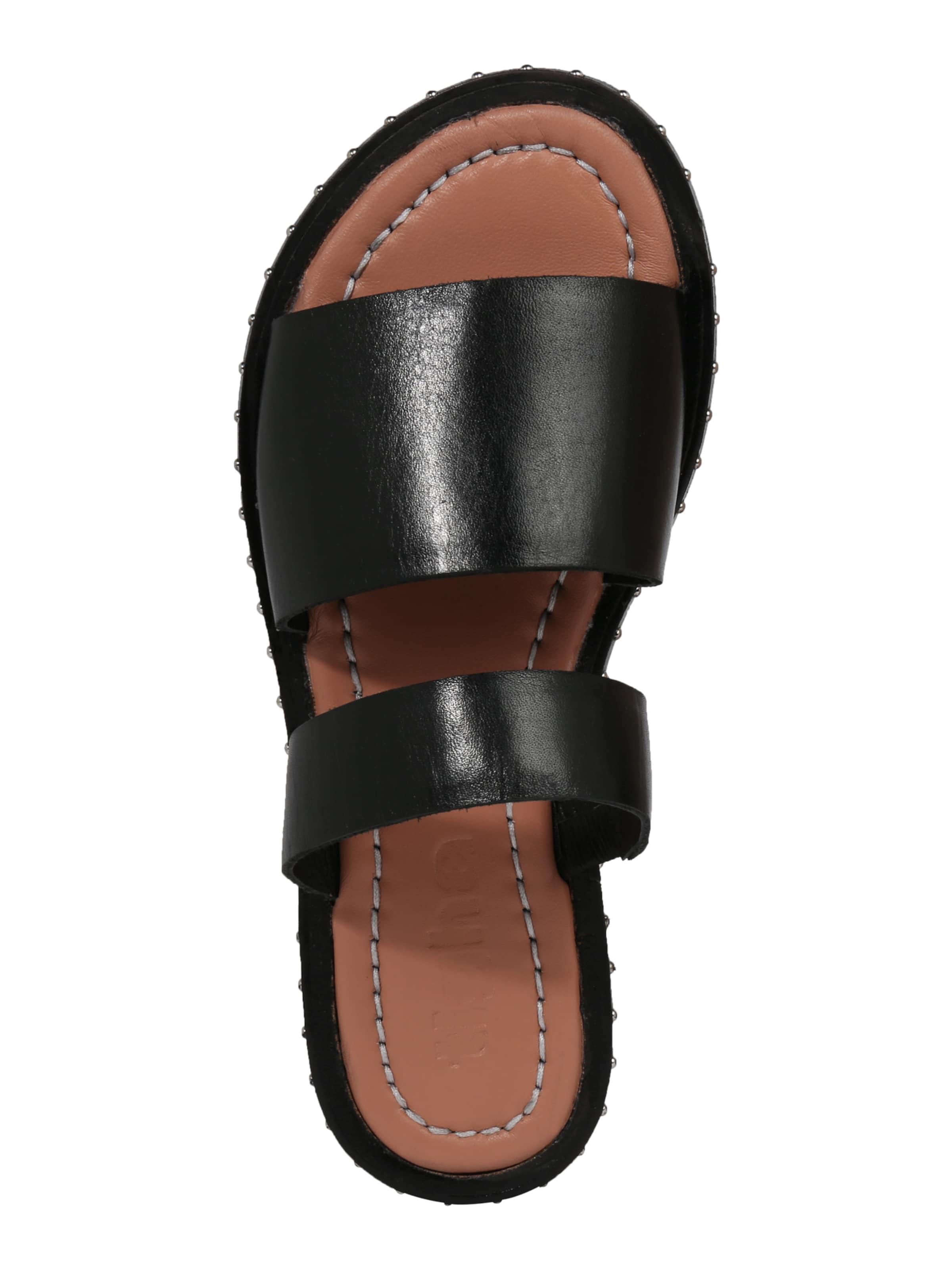 Sandale In 'alara' Tigha 'alara' Sandale In Schwarz Tigha VSMpzqU