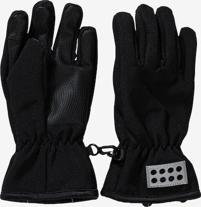 LEGO WEAR Handschuhe in schwarz, Produktansicht