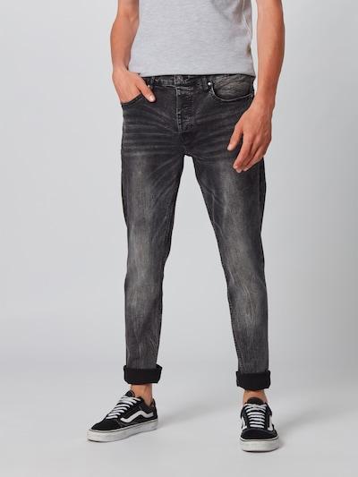 tigha Jeans 'Morty 7124 used' in grey denim, Modelansicht