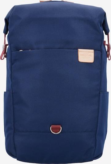 Harvest Label Sac à dos 'Nosaka' en bleu marine, Vue avec produit