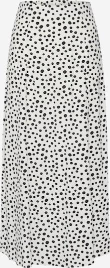 EDITED Rock 'Heidy' in schwarz / weiß, Produktansicht