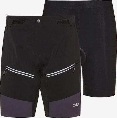 CMP Shorts 'Free Bike Bermuda with inner Mesh UW' in schwarz, Produktansicht