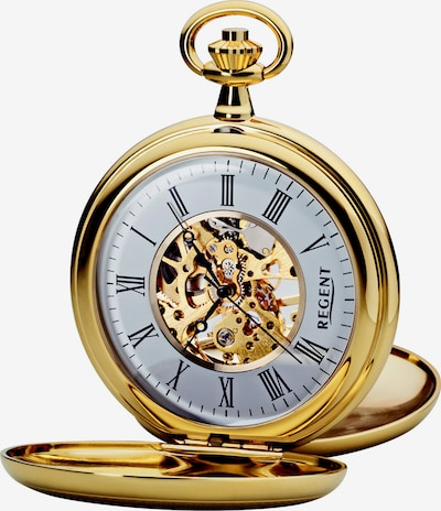 REGENT Taschenuhr in gold, Produktansicht