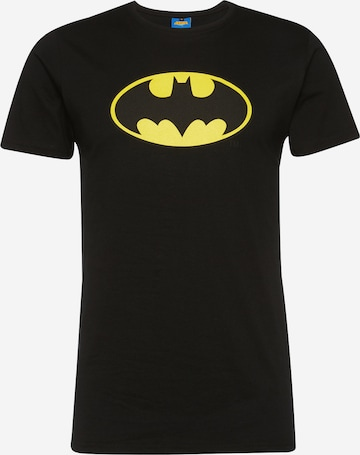Merchcode Shirt 'Batman' in Black