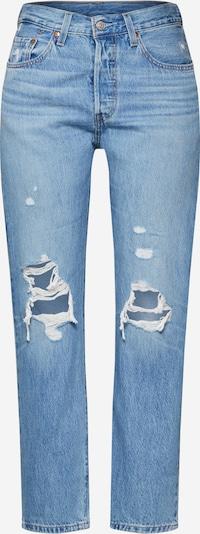 LEVI'S Džíny '501® CROP' - modrá džínovina, Produkt