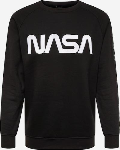 Mister Tee Jaka ar kapuci 'NASA Wormlogo' pieejami melns, Preces skats