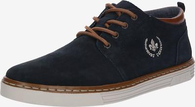 Batai su raišteliais 'B4930-14' iš RIEKER , spalva - tamsiai mėlyna / ruda, Prekių apžvalga
