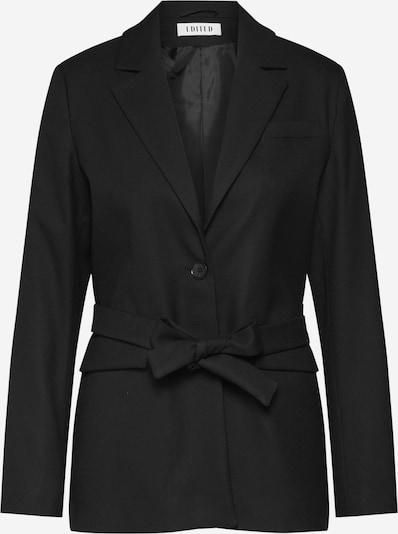 EDITED Blazer 'Calla' in schwarz, Produktansicht