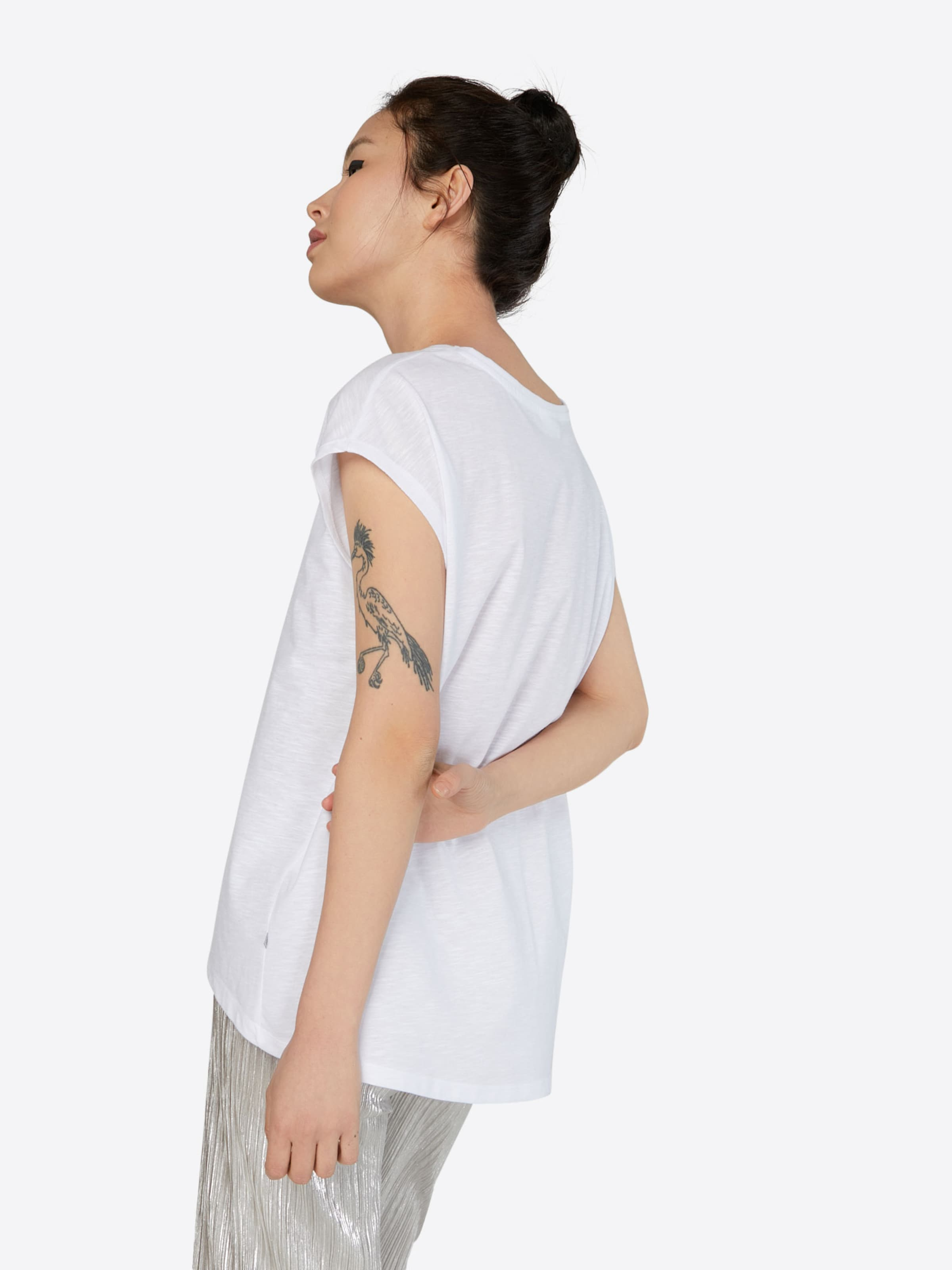 Noisy 'mathilde' May shirt In T Weiß QreWodCxB