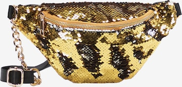 myMo at night Fanny Pack in Gold