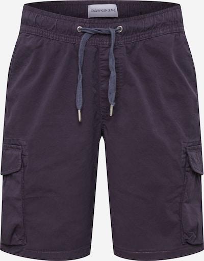 Calvin Klein Hose in dunkelgrau, Produktansicht