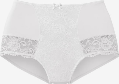 NUANCE Nuance High-Waist-Panty in weiß, Produktansicht