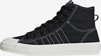 Sneaker înalt 'Nizza RF Hi' ADIDAS ORIGINALS pe negru, Vizualizare produs