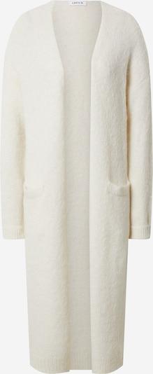 EDITED Cardigan 'Caesar' in weiß, Produktansicht