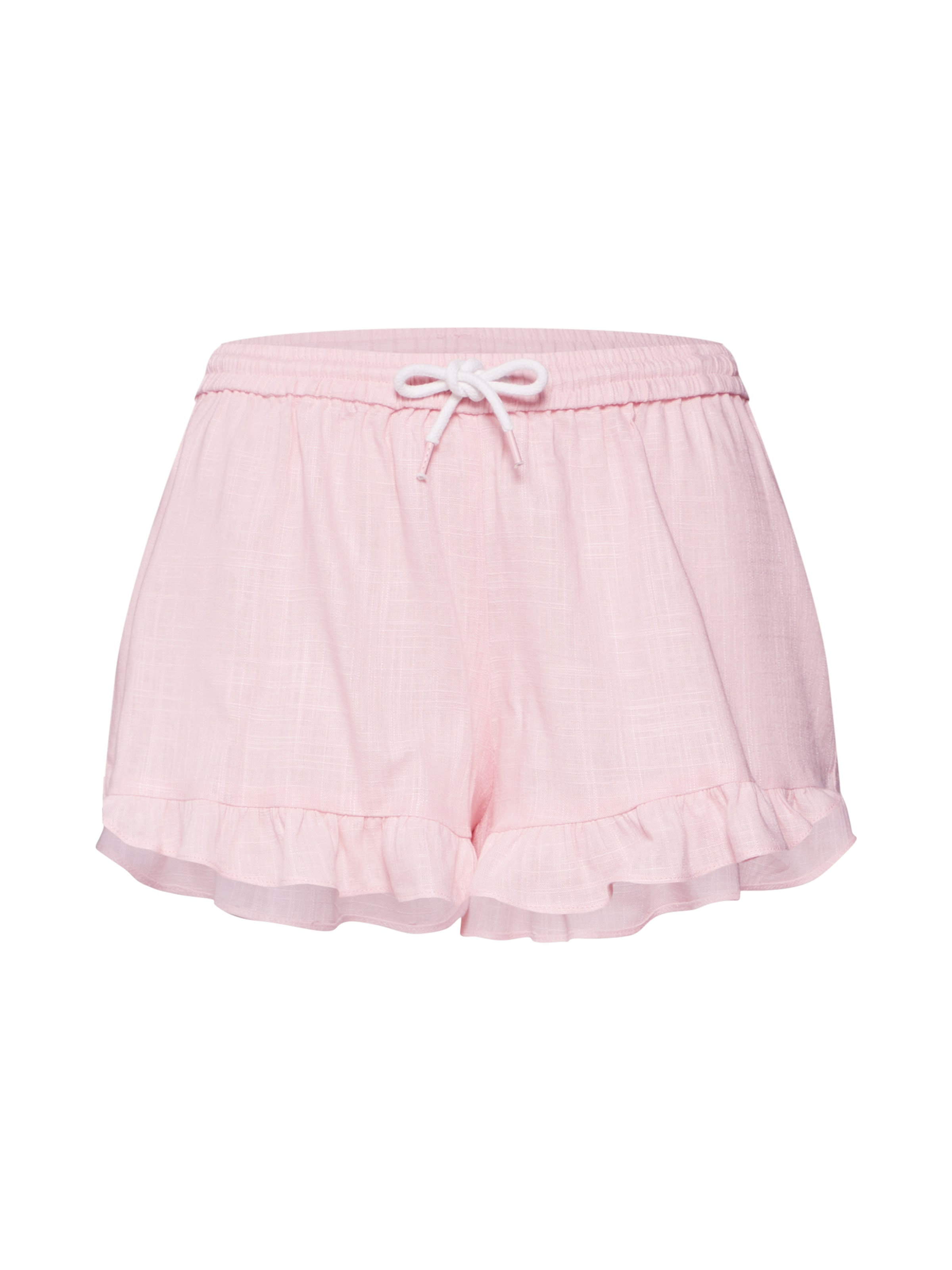 Pantalon Review 'frill Shorts' En Rose BeWdoxrC