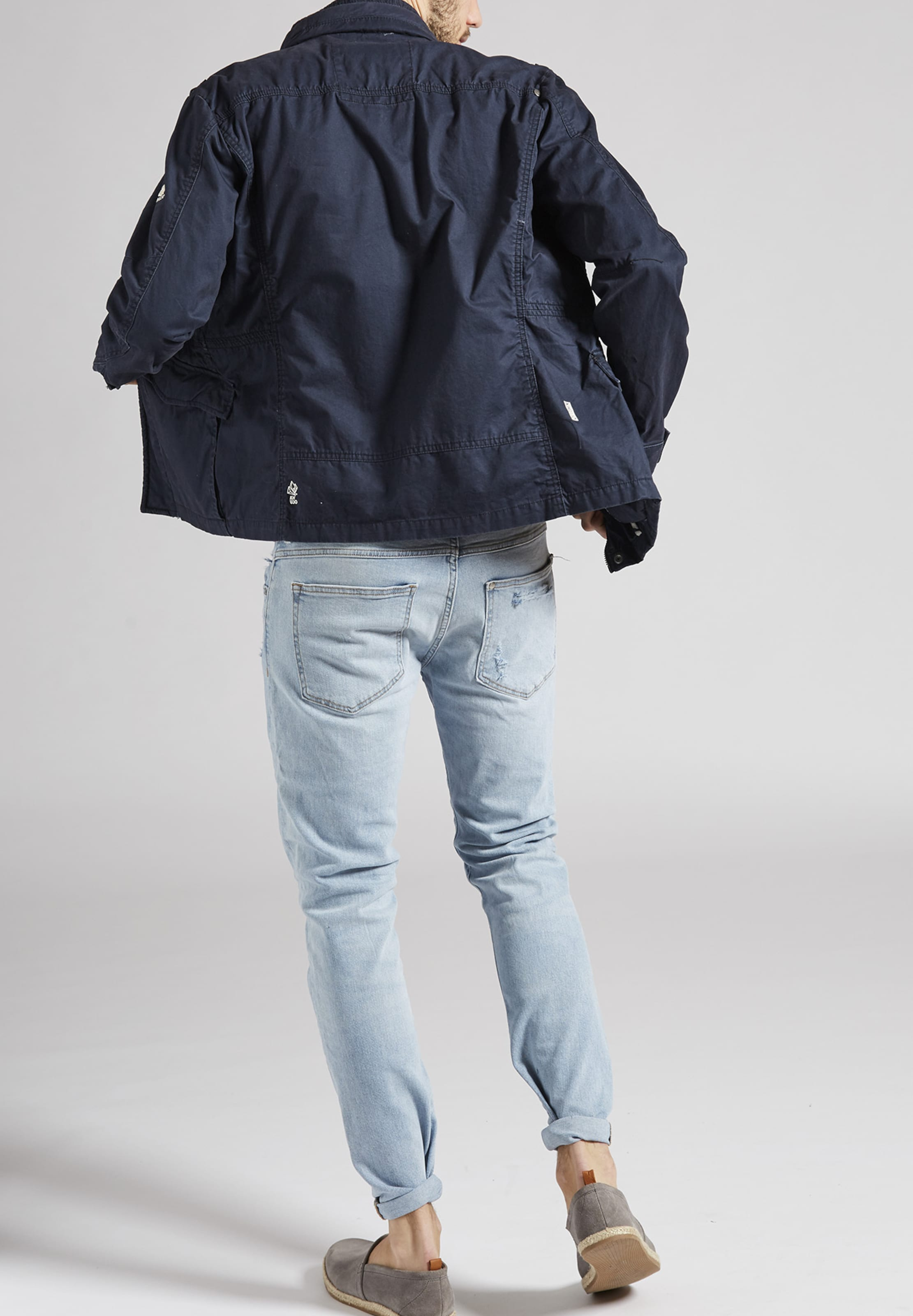 khujo Jacke 'SHINZO' Online Einkaufen bdlgw2e