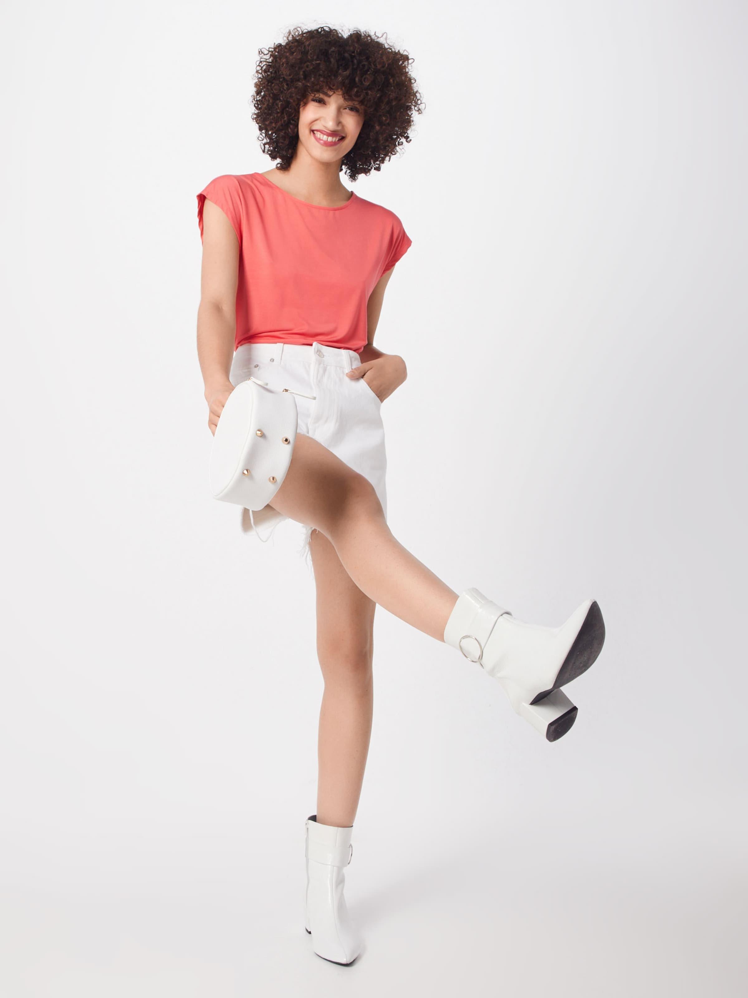 Soyaconcept Shirt In 'marica' Watermeloen Rood n0PwkX8O