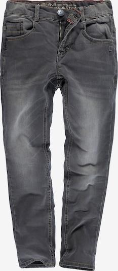 LEMMI Jeans in grey denim, Produktansicht