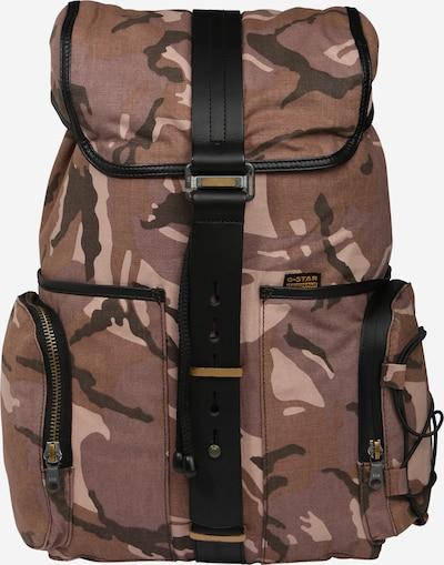 G-Star RAW Plecak 'Vaan dast backpack ao' w kolorze ciemnoszary / zielonym, Podgląd produktu
