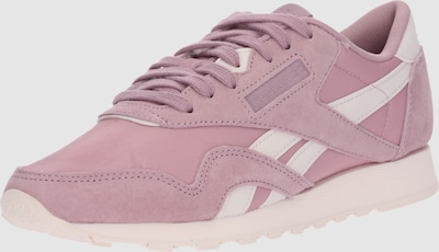Reebok classic Sneakers laag 'CL' in Mauve / Wit