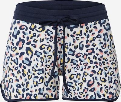 Mey Spodnji del pižame | temno modra / mešane barve / bela barva, Prikaz izdelka