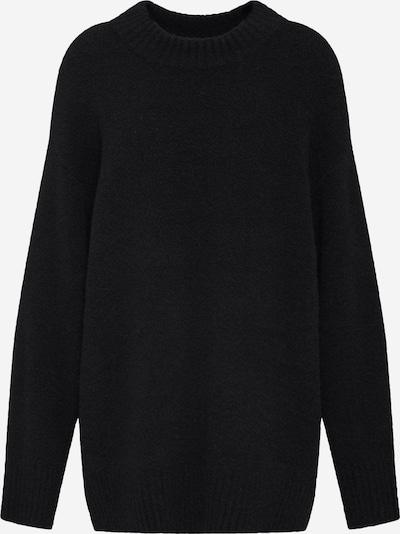 EDITED Široki pulover 'Luca' u crna, Pregled proizvoda