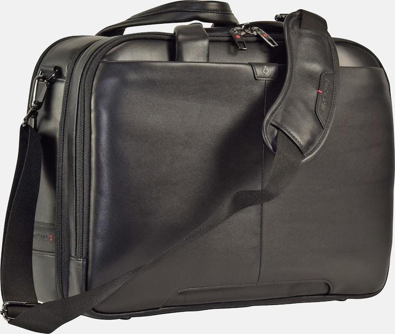 SAMSONITE Pro-DLX 4 LTH Business Aktentasche 44 cm Laptopfach
